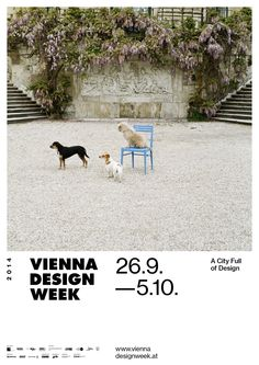 Creative and edgy side of Design - Decoist Big Design, Festival Posters, Vienna, Cool Designs, Creative, Outdoor Decor, Inspiration, Watch, Collection