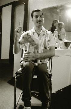 Freddie Mercury's tantrums were legendary says former chief roadie