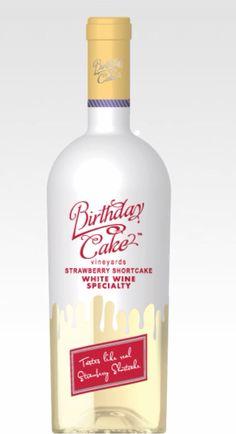 Birthday Cake Vineyards Flavored Wines