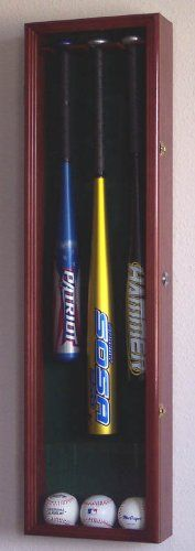 Baseball Bat Display Baseball Bats And Display Case On