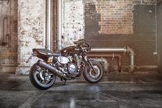 2015 Yamaha XJR1300 Racer ~ Return of the Cafe Racers