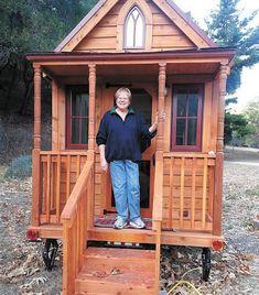 Bette Presley tiny house
