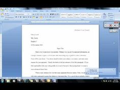 essay referencing words