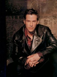 Wow. I love Keanu.. He is beautiful on the outside, but it's his inner beauty that really touches me ❤