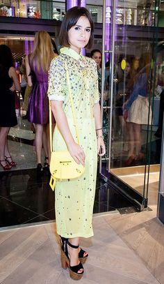 Mira Duma - this dress is actually from Symphony! Quirky Fashion, Star Fashion, Girl Fashion, Fashion Outfits, Miroslava Duma, Estilo Street, Inspiration Mode, Russian Fashion, Love Her Style