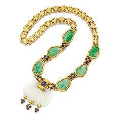 david webb necklace -