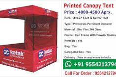 Canopy Tent - Printtrade Canopy Tent, Canopies, Portable Tent, Pop Up Tent, Printed, Advertising, Marketing, Star, Prints