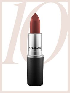 Popular Pinterest Lip Colors - M.A.C. Lipstick in Sin | allure.com