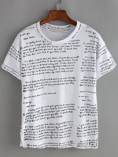 Shop Allover Print Roll-up Sleeve T-shirt online. SheIn offers Allover Print Roll-up Sleeve T-shirt & more to fit your fashionable needs.