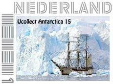 ucollect Antarctic ship in ice on dutch stamps can be bought at www.ucollectstamps.com