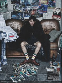 More pictures from the Exo+Star Wars photoshoot - OMONA THEY DIDN'T! Endless…