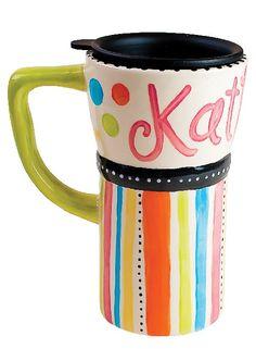 hand painted coffee mugs - Google Search