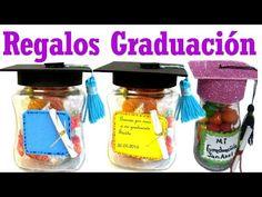 Regalos o recuerdos para Graduaciones - Manualidades de Lina - YouTube