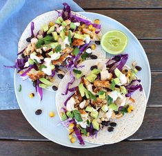 Lunch & Dinner — Healthy Recipes | Dietitian and nutritionist-approved meals | Quick, easy and tasty healthy ideas — Honest Nutrition Healthy Dinner Recipes, Whole Food Recipes, Spicy Fish Tacos, Healthy Gluten Free Recipes, Dietitian, Cobb Salad, Tasty, Nutrition, Lunch