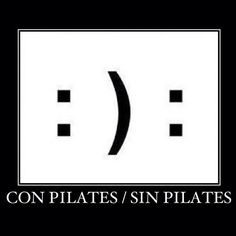 "@inspirahpilates's photo: ""Con pilates / Sin #pilates | www.inspirahpilates.com |"""