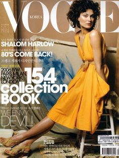 vogue-korea-2006-may shalom harlow