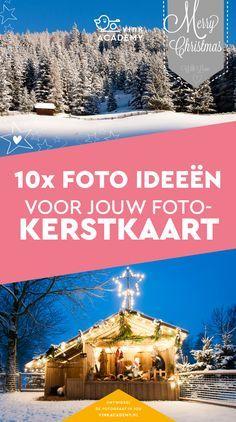 Maak je eigen unieke kerstkaart met jouw eigen foto's erop. In dit artikel krijg je 10x inspiratie en foto ideeen welke foto's je voor jouw fotokerstkaart kan gebruiken! #fotoidee #kerstmis #kerstidee #kerstkaart #fotografietips