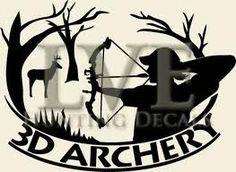 3-D Archery (addicted!!) <3 hb