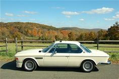 1973 BMW 3.0CS E9 Sun Roof Coupe - Click to see full-size photo viewer