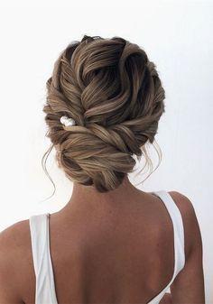 romantic updo wedding hairstyle  romantic updo wedding hairstyle