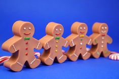 15-Minute DIY Gingerbread Man Soaps – Happiness is Homemade