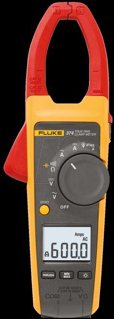 Fluke 374 Digital Clampmeter