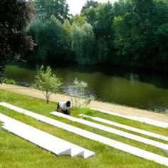 Freundschaftsinsel Potsdam by POLA « Landscape Architecture Works | Landezine