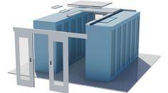 0Kaltgangeinhausung - Verfahren zur Optimierung der Kühlung in Rechenzentren