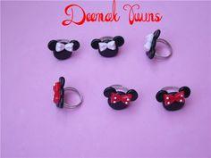 Deemak Twins: Minnie inspired