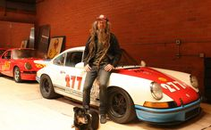 Magnus Walker Porsche 911 -  Hero