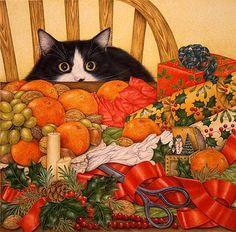 Anne Mortimer è riconosciuta come una delle migliori artiste contemporanee al mondo di gatti ed è rinomata per le illustrazioni di l...