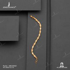 Ladies Bracelet, Gold Bracelet For Women, Gold Bracelets, Handmade Bracelets, Gold Chain Design, Gold Bangles Design, Gold Jewellery Design, Silver Jewelry, Desi Wedding