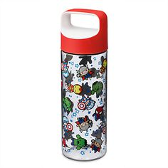 Marvel Screw-Top Water Bottle
