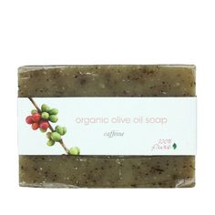 It does not get any sweeter than this.  Caffeine Organic ... :-) http://www.sustainthefuture.us/products/copy-of-lavender-organic-olive-oil-soap?utm_campaign=social_autopilot&utm_source=pin&utm_medium=pin
