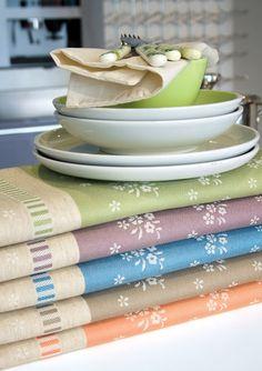 Nueva colección de manteles y caminos de mesa