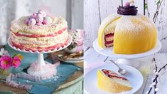 Påsktårta - recept på 6 goda tårtor   Mitt kök Mousse, Cheesecake, Table Decorations, Desserts, Food, Meal, Cheesecake Pie, Moose, Hoods