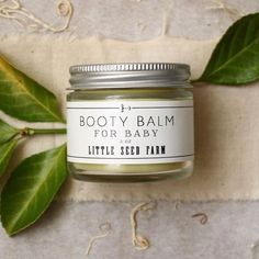 We've got some lovely skincare products for babies and their grown-ups coming in from @littleseedfarm!  I can't wait to share it all with you! xo