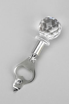 #UrbanOutfitters          #Apparment #Dinnerware    #faceted #measurements #wipe #orb #content #opener #clean #bottle #king #royal #metal #fit              Royal Bottle Opener       Overview:* Bottle opener fit for a king or queen* Topped with a faceted orb Measurements:* 1 diameter* 1.5l, 6h Content & Care:* Metal, plastic* Wipe clean* Imported                 http://pin.seapai.com/UrbanOutfitters/Apparment/Dinnerware/7012/buy
