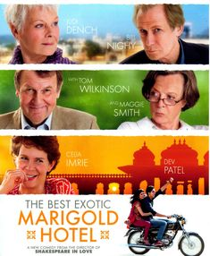 Indian Palace est un film de John Madden avec Judi Dench, Tom Wilkinson. Films Récents, Hd Movies, Movies Online, Movies And Tv Shows, Movies Free, Maggie Smith, Celia Imrie, Tom Wilkinson, Shakespeare In Love