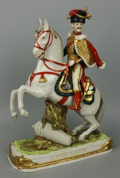 "Scheibe Alsbach Kister napoleonic soldier figurine ""Le Prince Eugene"""