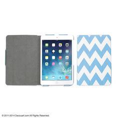 Chevron iPad mini case ipad mini sleeve ipad mini by Decouartshop