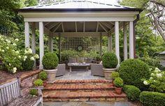 Terrace Garden — Falkner Gardens Back Gardens, Outdoor Gardens, Inside Pool, West Home, Outdoor Spaces, Outdoor Decor, Terrace Design, Garden Photos, Terrace Garden