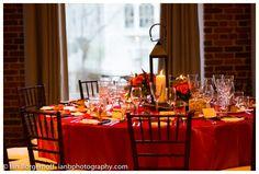 Romantic Fall!  Ellen Snyder Floral Design -  Ian Borgerhoff Photography