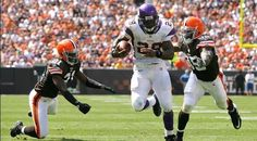 Minnesota Vikings vs Cleveland Browns