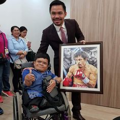 137.4 тыс. отметок «Нравится», 814 комментариев — Manny Pacquiao (@mannypacquiao) в Instagram: «Thank you so much Erwin Dayrit for this amazing painting. You truly have a God-given talent.» Manny Pacquiao, Baseball Cards, Sports, Instagram, Twitter, Amazing, Painting, Design, Boxing
