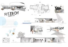 Fitzroy Swimming Pool Redevelopment Presentation Board