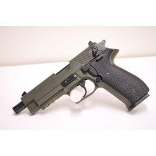 Love my Sig Mosquito!!!      Sig Sauer OD Mosquito, .22 LR, Threaded Barrel Find our speedloader now!  http://www.amazon.com/shops/raeind