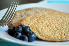 Protein Pancakes - banana, eggs, peanut or almond butter, cinnamon, and vanilla or almond extract. Makes one serving, great for after workout snack.