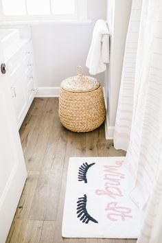 LC Lauren Conrad Wing It Bath Mat | Available at Kohl's