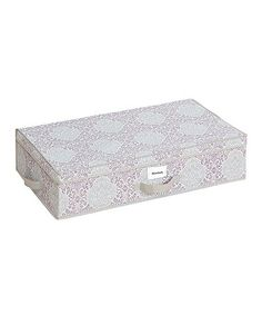 Love this Winchester Underbed Storage Box by Kennedy Collection on #zulily! #zulilyfinds